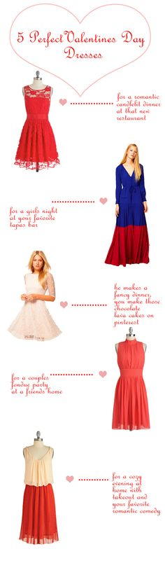 5 Perfect Valentines Day Dresses | Say Yes to Hoboken