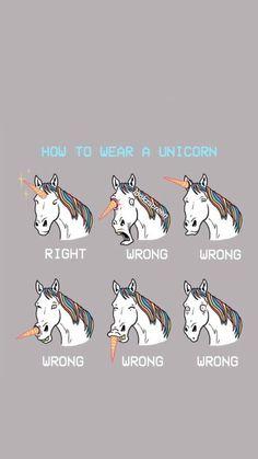Unicorn wallpaper ~ I have a dirty mind 🙊 Unicorn And Glitter, Real Unicorn, Unicorn Art, Magical Unicorn, Rainbow Unicorn, Funny Shit, Funny Memes, Hilarious, Wallpapers Kawaii