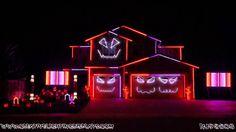 Le retour de la maison illuminée d'Halloween