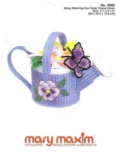 Daisy Watering Can tbc 1/3