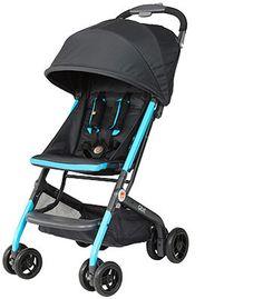 GB Qbit Lightweight Stroller - Aqua
