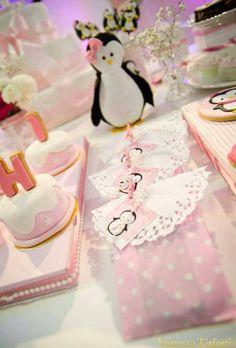 Pingüinos party