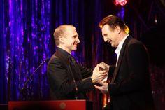 Ralph and Liam Neeson