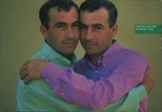 Campagne publicitaire Benetton, Oliviero Toscani, années '90