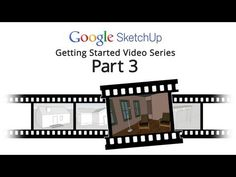 Interior Perspective Getting started with SketchUp - Part 3