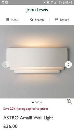 Projecteur 1541AB Focus DEL WALL LIGHT METAL//finition laiton vieilli