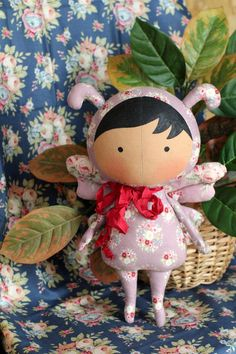 Tilda doll new collection Handmade doll Textile by EnjoyThisToy