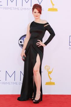 Alex Breckenridge in Nikki Rich  Love the Style of this dress!