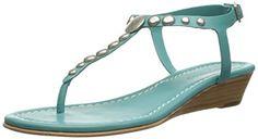 Bernardo Women's Mojo Wedge Wedge Sandal, Turquoise, 8.5 M US Bernardo http://www.amazon.com/dp/B00M3BSISK/ref=cm_sw_r_pi_dp_7TDbwb083SBN7