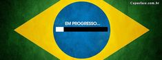 Capas para facebook de Brasil em Progresso