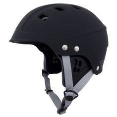 Good Swift Water Rescue Helmet NRS Chaos Helmet - Side Cut -