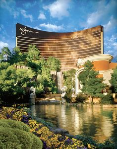 On Weekend Days & After tha show Its back 2 my fav place ta stay beside My Spot Th Place I Lay My Head when Home & tha Luxor Hotel it has 2 be tha Wynn Las Vegas on tha Las Vegas strip That's What's Up & That's What It Iz...