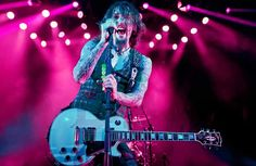 Justin Hawkins: The Darkness Need New Material And Quick!
