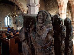 Parish Church of St. Mary, The Virgin - Holy Island, Northumberland, England | by Bill Herndon