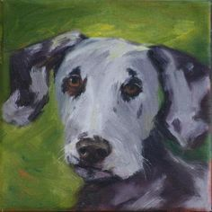 """Daily Paintworks - """"Jewel"""" - Original Fine Art for Sale - © SheilaMarie Littlehorn"""