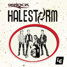 98 ROCK and #TheMahaffey Present Halestorm: Singer Lzzy Hale and her brother and drummer Arejay started Halestorm more than a decade ago as preteens. The hard rock band is bigger, badder, and louder than ever.