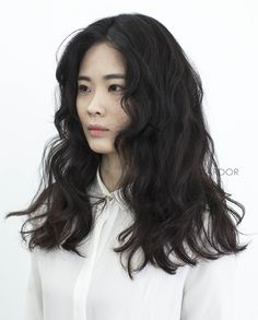 Bohemian Bold wave #long #hair #beauty #cut #chahongardor
