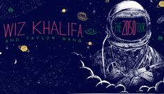 Want to meet Wiz? Get your First Class Meet & Greet Package for Wiz Khalifa's Upcoming 2050 Tour   ==> http://shar.es/u0HMN