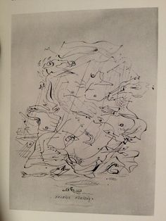 Andre Masson - Furious Suns 1925