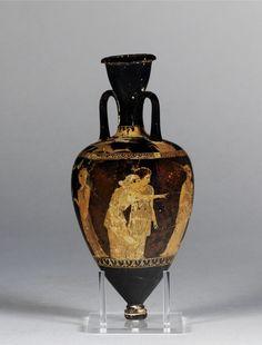 Attic Amphora - after 430 BC. © Foto: Antikensammlung der Staatlichen Museen zu Berlin - Preußischer Kulturbesitz