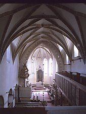 Sura Mare, Evangelical fortified church, Photo: Hermann Fabini