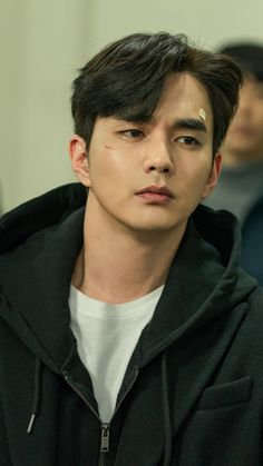 Korean Drama Funny, Korean Drama Movies, Cute Celebrities, Korean Celebrities, Yo Seung Ho, Asian Men Hairstyle, Seo Kang Joon, Handsome Korean Actors, Girly Quotes