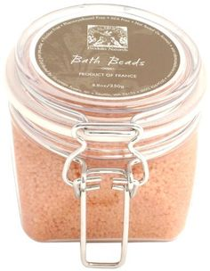 Pre de Provence Bath Beads, Ginger Root, 8.82 ounces Jar by Pre de Provence. $9.95. Elegant, fragrant, luxiourious.  Soft, smooth and pampered.  Pour into your bathtub for a memorable experience.. Save 47% Off!