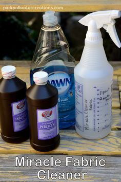 Diy household tips 50454458312744394 - DIY Miracle Fabric Cleaner! – Pink Polka Dot Creations Source by Diy Furniture Cleaner, Diy Upholstery Cleaner, Cleaning Car Upholstery, Upholstery Fabric For Chairs, How To Clean Furniture, Fabric Couch Cleaner, Diy Car Seat Cleaner, Automotive Upholstery, Paint Upholstery
