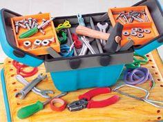 Pasteles Decorados | Caja de herramientas | Utilisima.com