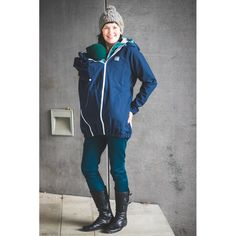 Softshellová bunda, která spolehlivě zahřeje Vás i Vaše miminko nošenév šátku nebo ergonomickém nosítku. Rain Jacket, Windbreaker, Athletic, Jackets, Fashion, Down Jackets, Moda, Athlete, La Mode