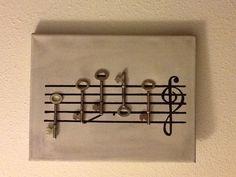 Music teacher gift. I love it.