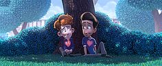 """In a Heartbeat"" Just…There's no amount of words I can use to express how much I love it."