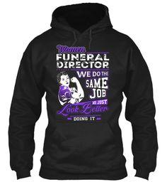 Funeral Director #FuneralDirector