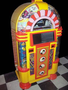 My house will HAVE to have this!!!! Beatles Jukebox!