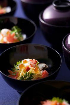 #Sushi, 芦屋ゆるり 秋の散らし鮨