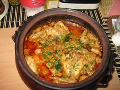 Bulgaria Kitchen: Kapama (Stewed Lamb with Onions). Great site for traditional Bulgarian recipes