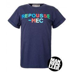 Repousse Mec Oversize Tshirt