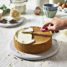 Cupcake Cakes, Cupcakes, Elegant Cakes, Panna Cotta, Ethnic Recipes, Desserts, Food, Ideas, Pastry Chef