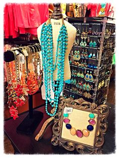 All new spring jewelry is arriving!!! Come get yours before it's gone ❤️❤️