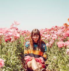 """466 Likes, 10 Comments - E V E    T A Y L O R (@evetaylorr) on Instagram: """"Flower gleam and glow  #uoonyou"""""""