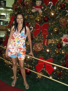 Shopping Iguatemy em Fortaleza-CE, em novembro, mais já com decoração para o Natal - em 2011