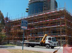 raffles construction