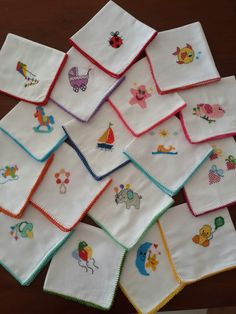 My baby wipes my baby wings My Istangram page - Lady Fashion Baby Knitting Patterns, Cross Stitch Baby, Cross Stitch Patterns, Christmas Lanterns, Embroidery Hoop Art, Baby Sewing, Crochet Flowers, Crafts, Bali