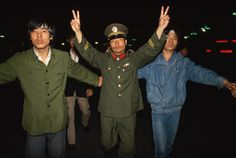 On the 25 Anniversary of the Tiananmen Square Massacre, the Photos We Can't Forget