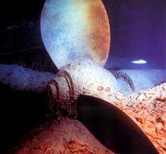 Titanic Pictures, Historic Pictures of the Titanic Underwater & Before Sank, Titanic Photos Titanic Underwater, Underwater Images, Titanic Wreck, Rms Titanic, Titanic Ship, Titanic Today, Original Titanic, Robert Ballard, Titanic Photos