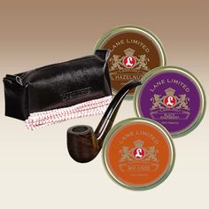 The Essentials Pipe Kit Cigar Samplers