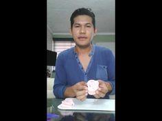 como hacer rosario con almendras confitadas - YouTube