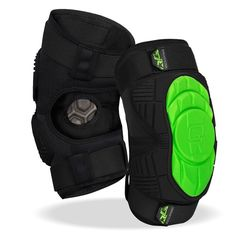 Rodillera Planet Eclipse Paintball Knee Pads - HD Core