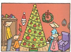 Jules viert Kerstmis