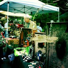 Over 200 local artisans are showcased at the Cotton District Arts Festival